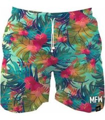 short tactel maromba fight wear summer com bolsos masculino