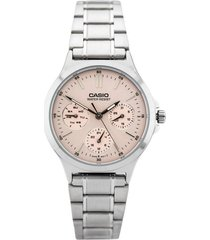 reloj casio ltp-v300d-4a-gris