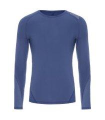 camiseta masculina ask sprls - azul