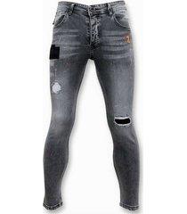 skinny jeans true rise stijlvolle jeans voor skinny fit broek