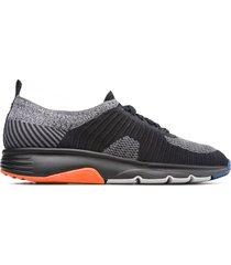 camper drift, sneaker uomo, nero/grigio, misura 46 (eu), k100288-001