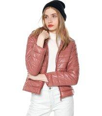 chaqueta rosa mauve active
