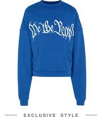 amendment x yoox sweatshirts