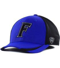 florida gators - tow sifter memory fit ncaa logo cap/hat -  m/l - blue/black