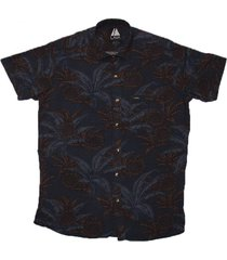 camisa azul lava girasol