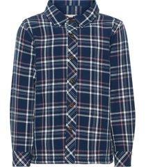 overhemd geruite