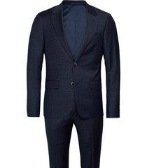 josty, suit set pak blauw bruun & stengade