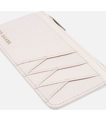 ted baker women's gerii card holder - light pink
