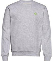 tye sweatshirt sweat-shirt trui grijs wood wood