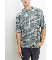 coin 1804 men's ultra soft lightweight camo hoodie