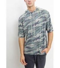 coin 1804 men's ultra soft lightweight camo hoodie