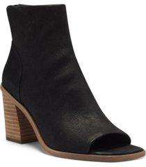 vince camuto women's bebinder square-toe shooties women's shoes