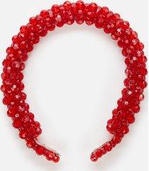 shrimps women's antonia headband - red