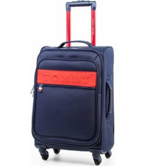 "tommy hilfiger network xl 21"" carry-on spinner"