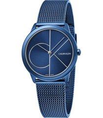 reloj calvin klein hombre k3m5155n