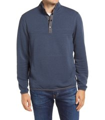 men's johnnie-o halpert ribbed henley pullover