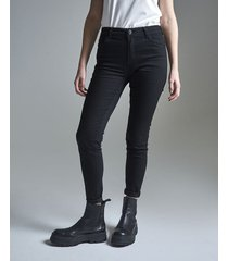 jean negro portsaid legging black paris