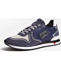 skórzane sneakersy model new glorym