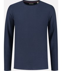 dstrezzed pullover donkerblauw mf 405350/669