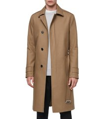 men's allsaints apsley mac regular fit jacket