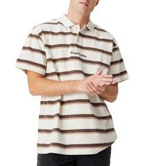 men's 70s polo shirt