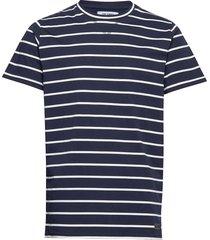 helon t-shirts short-sleeved blå just junkies