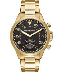 reloj michael kors para hombre - hybrid smartwatch  mkt4008