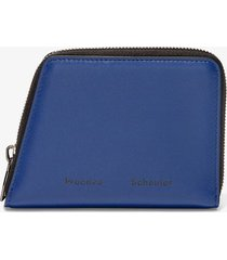 proenza schouler trapeze zip wallet blueprint one size