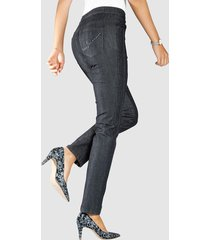 jeans m. collection zwart