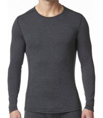 stanfield's heatfx men's merino wool blend thermal long sleeve shirt
