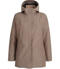 chamuera thermo hooded parka