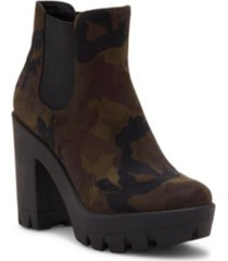 jessica simpson women's miraney lug sole booties women's shoes