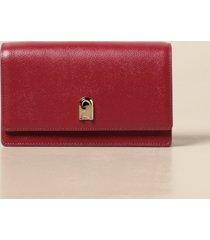 furla mini bag furla mini bag in grained leather