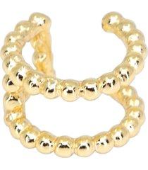 women's ragen jewels double band ear cuff