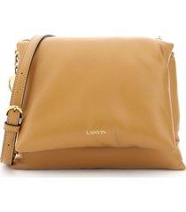 lanvin sugar small padded shoulder bag