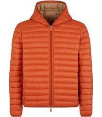 save the duck jas men d30650m giga12 ginger orange