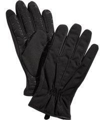 polo ralph lauren men's soft-shell touch gloves