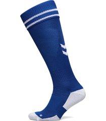 element football sock underwear socks football socks blå hummel