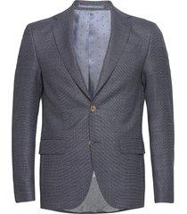 6145 - star napoli normal blazer colbert blauw sand