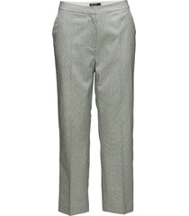 mirz g pantalon met rechte pijpen grijs tiger of sweden