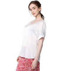 blusa blanco bronzini éxito