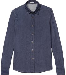 tomas maier denim shirts