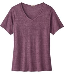 v-shirt, cassis 40/42