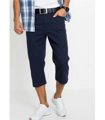 3/4 stretch broek, classic fit