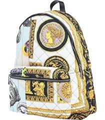 versace backpacks & fanny packs