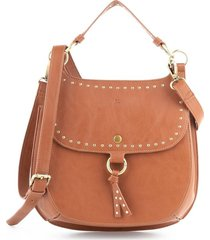 cartera chocolate xl azahar