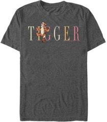 fifth sun men's tigger fashion short sleeve t-shirt