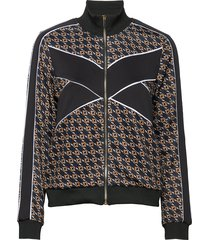 bomber sweat-shirt trui multi/patroon sofie schnoor