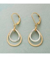 delicate duet earrings
