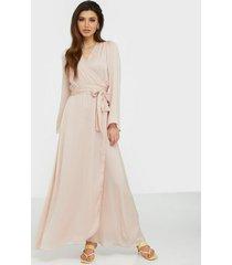 dry lake robyn long dress maxiklänningar